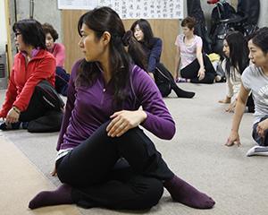 Stretching & Tai Chi